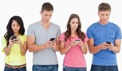 A lot of smartphone users nowadays